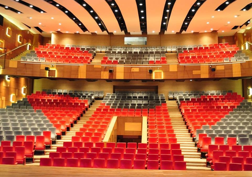 Facilities Offered by MLR Convention Centre